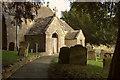 ST7469 : St Mary Magdalene's church, Langridge by Derek Harper