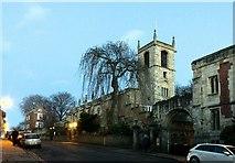 SE5952 : Church of St Olave, York by Alan Murray-Rust