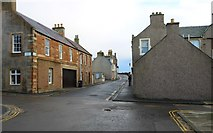 NT4999 : South Street, Elie by Bill Kasman