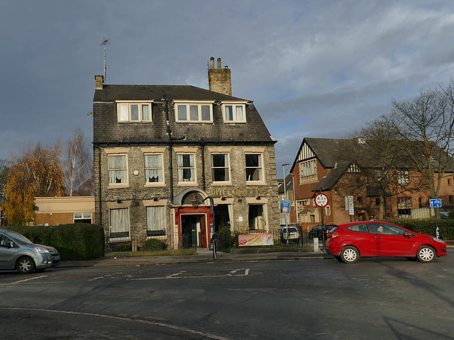 The Queens, Princes Avenue, Hull