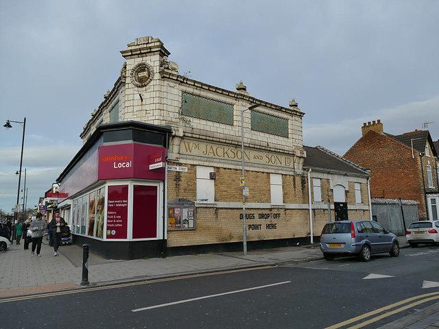Sainsbury's Local, Newland Avenue, Hull