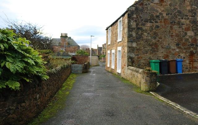 Rotten Row, Earlsferry