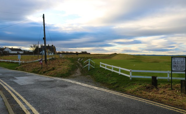 Sea Tangle Road, Earlsferry