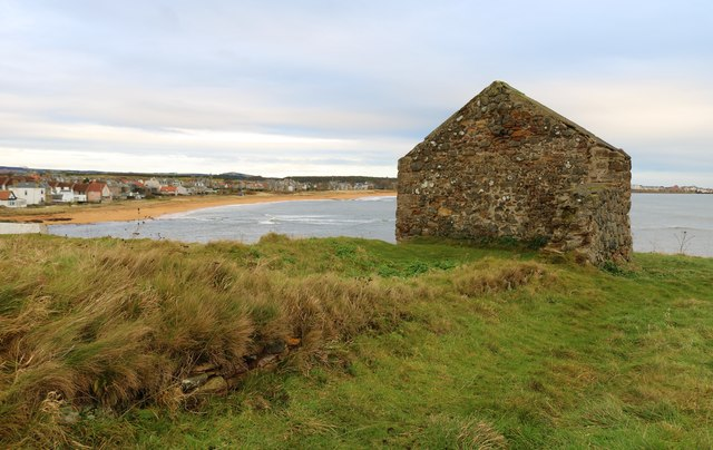 Ruined Chapel at Chapel Ness, Earlsferry