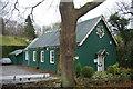 SJ9480 : The Coffee Tavern, Shrigley Road, Pott Shrigley by Christopher Hilton