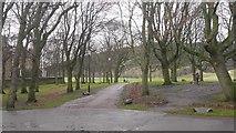 NT2774 : A corner of Holyrood Park by Richard Webb