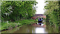 SK1511 : Coventry Canal near South Fradley in Staffordshire by Roger  Kidd