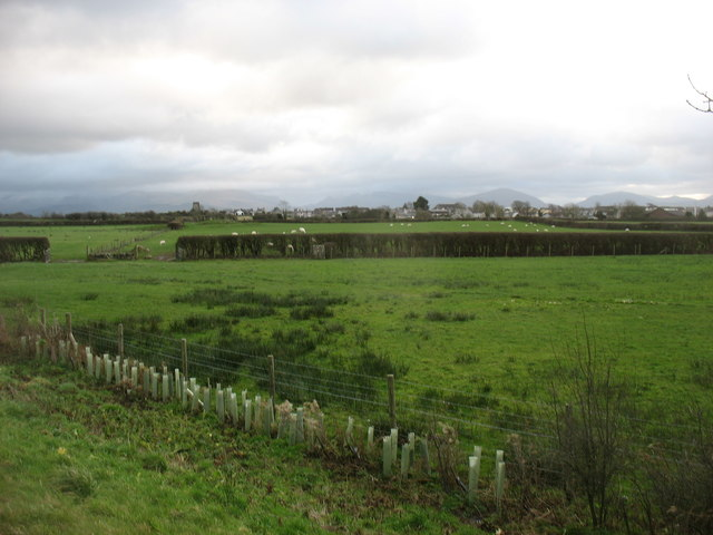 Country west of Llanfairpwllgwyngyll