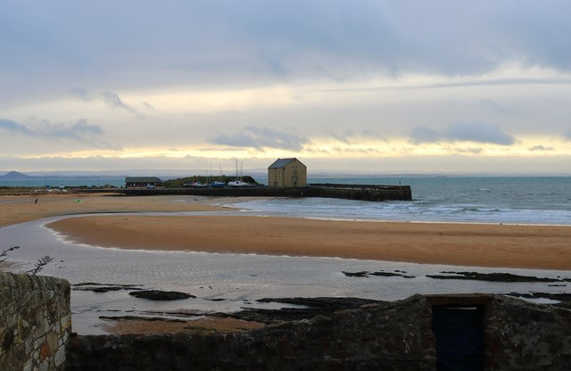 The Granary, Elie Harbour