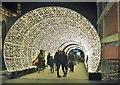 TG2208 : Couple taking a selfie in the Tunnel of Light by Evelyn Simak
