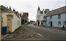 NO4900 : High Street, Elie by Bill Kasman