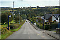 NS0136 : Bus Stop on the A841 at Brodick by David Dixon