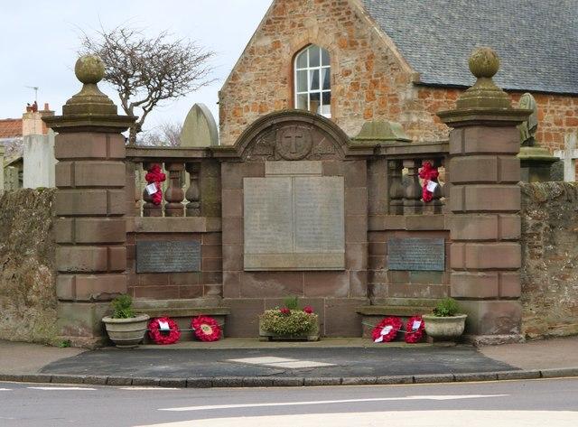 Elie War Memorial