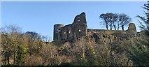 NZ0416 : Barnard Castle by Anthony Parkes
