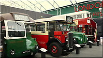 TQ0762 : London Bus Museum by Mark Percy