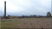 SE1533 : Site of Drummond Mill, Lumb Lane, Bradford by habiloid
