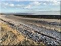 SS8477 : Shoreline at Newton Bay by Alan Hughes
