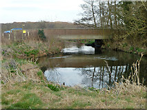 TQ0357 : Bridge over the Abbey Stream by Robin Webster