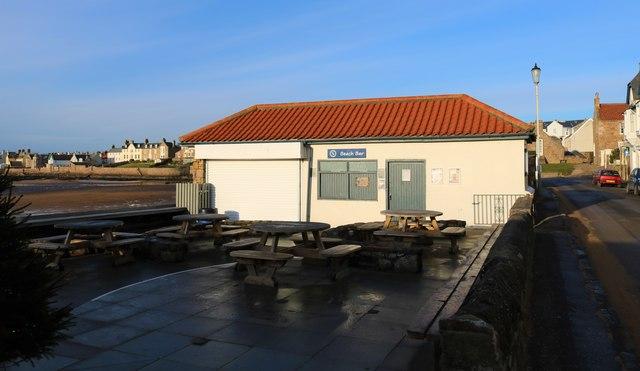 Beachfront Bar, The Toft, Elie