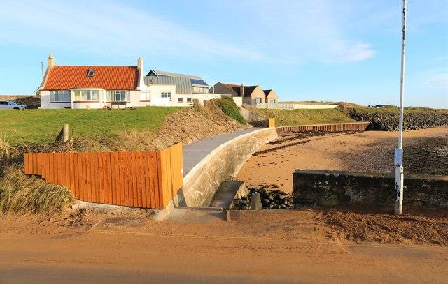 Private area near beach, Elie