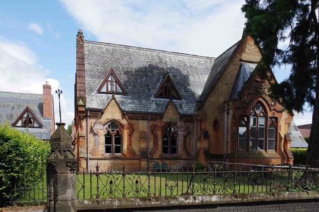 The former Village School (2), Bridgnorth Road, Enville, Staffs