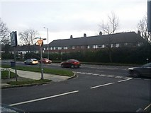 TQ2688 : Gurney Drive at the junction of Lyttelton Road by David Howard