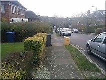 TQ2688 : Gurney Drive, Hampstead Garden Suburb by David Howard