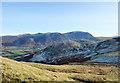 NY1324 : Grassy slope descending from Fellbarrow by Trevor Littlewood