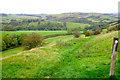 SO2583 : Offa's Dyke Path below Graig Hill by Jeff Buck