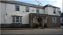 SO2956 : The Swan Inn (Kington) by Fabian Musto