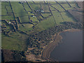 J1269 : Portmore Lough from the air by Thomas Nugent