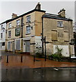 SO8505 : Derelict former Market Tavern, Union Street, Stroud by Jaggery