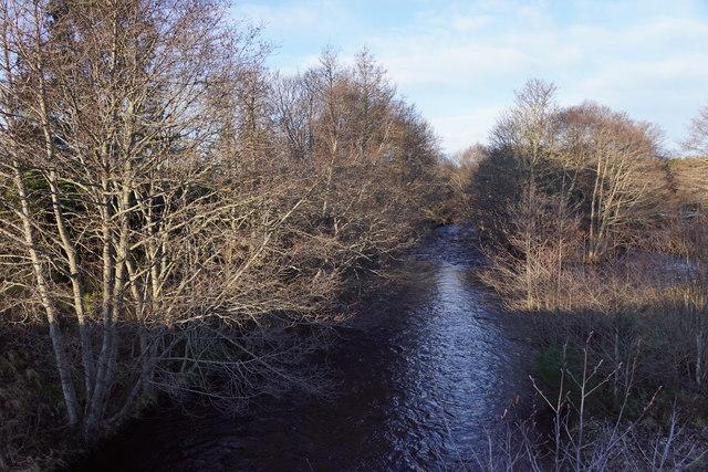 River Nethy at Nethy Bridge