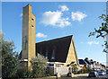 TQ1888 : All Saints Church, Kenton by Des Blenkinsopp