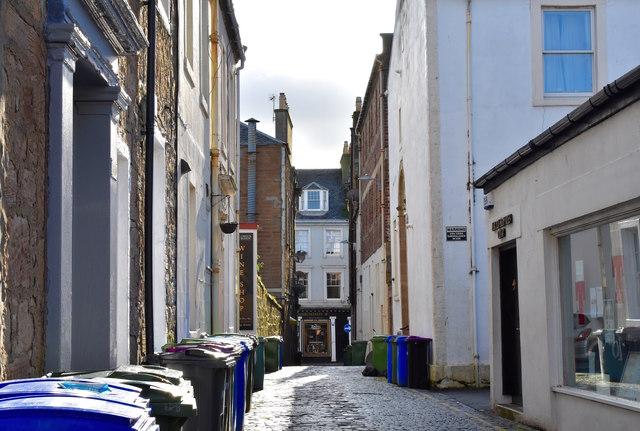 Academy Street, Ayr, South Ayrshire