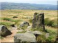 SD9717 : The Aiggin Stone by John H Darch