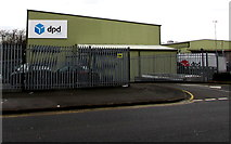 SP0189 : DPD Local name sign, Everest Close, Smethwick by Jaggery