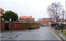 TA0339 : Minster Yard North, Beverley by JThomas