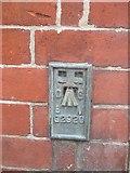 SJ0566 : Flush Bracket G2920 on Ruthin Road, Denbigh by Meirion