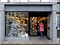H4572 : Whites pop up shop, Omagh by Kenneth  Allen