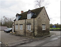 SP0202 : Stone house, Barton Lane, Cirencester by Jaggery