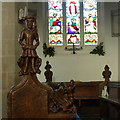 TL4659 : Church of St Andrew, Chesterton by Alan Murray-Rust