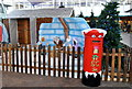 ST7182 : Santa's Grotto, Yate Shopping Centre, Gloucestershire 2019 by Ray Bird
