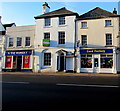 SO5012 : Vacant shop to let, Monnow Street, Monmouth by Jaggery