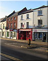 SO5012 : Miles Morgan Travel, Monnow Street, Monmouth by Jaggery