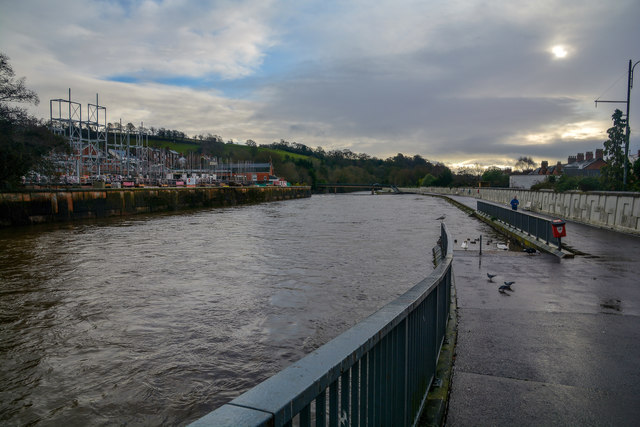 Tiverton River