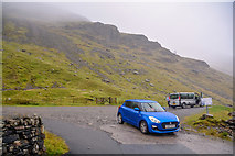NY4008 : Kirkstone : Red Pit Car Park by Lewis Clarke