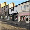 SO5012 : Cardzone, Monnow Street, Monmouth by Jaggery