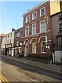 SO5012 : Grade II Listed Lloyds Bank, Monnow Street, Monmouth by Jaggery