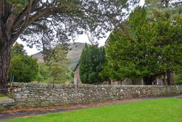 Patterdale : Grassy Area